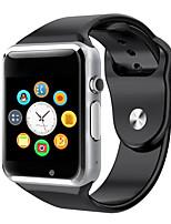 Недорогие -A1 Smart Watch BT Поддержка фитнес-трекер уведомить&усилитель; совместимый монитор сердечного ритма Samsung / Android телефонов / Iphone