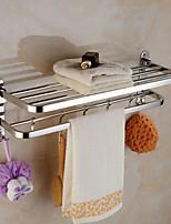 Недорогие -Полка для ванной Креатив / Многофункциональный Modern Алюминий 1шт На стену
