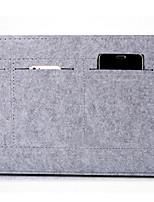 """Недорогие -10 """"Ноутбук / 11 """"Ноутбук / 12 """"Ноутбук Рукав Лубяная и листовая клетчатка Сплошной цвет Унисекс Водостойкий"""