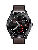 Недорогие -Dt98 Smart Watch BT Поддержка фитнес-трекер уведомить / монитор сердечного ритма Спорт водонепроницаемый SmartWatch совместимый Samsung / Android / Iphone