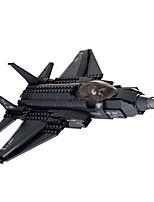 Недорогие -Конструкторы 252 pcs совместимый Legoing трансформируемый Все Игрушки Подарок