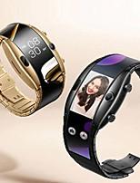 Недорогие -Нубия 4 г смарт-часы BT Поддержка фитнес-трекер уведомить / артериальное давление / пульсометр SmartWatch телефон