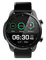Недорогие -kospet храбрый 2g / 16g 4g-lte умные часы bt фитнес-трекер поддержка уведомлять / артериальное давление / пульсометр ip68 водонепроницаемый смартфон часы