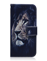 cheap -Case For Samsung Galaxy Galaxy J6 Plus J4 Plus A7 (2018) A9 (2018) S10 S10 Plus S10E Galaxy M30 M10 A10 Card Holder Flip Pattern Full Body Cases Animal PU Leather
