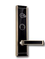 Недорогие -Factory OEM PRND-RF215 сплав цинка Блокировка карты Умная домашняя безопасность Android система RFID Гостиница Деревянная дверь (Режим разблокировки Сумки для карточек)