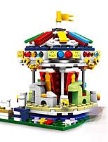Недорогие -Конструкторы 343 pcs совместимый Legoing Очаровательный Все Игрушки Подарок