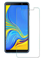 cheap -SAMSUNGScreen ProtectorGalaxy A7(2018) High Definition (HD) Front Screen Protector 1 pc Tempered Glass