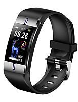 Недорогие -Bm08 умный браслет Bluetooth фитнес-трекер поддержка уведомлять / монитор сердечного ритма спорт водонепроницаемый SmartWatch совместимые телефоны Samsung / Iphone / Android