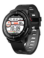 Недорогие -S10 Smart Watch BT Поддержка фитнес-трекер уведомить / монитор сердечного ритма Спорт водонепроницаемый SmartWatch совместимый Samsung / Android / Iphone