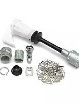 Недорогие -Комплект для ремонта цилиндра замка защелки капота 4556337 для Ford Focus C-Max 2003-2007