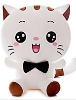Недорогие -Кошачий глаз Мягкие и плюшевые игрушки обожаемый Милый Переносной Хлопок / полиэфир Все Игрушки Подарок 1 pcs