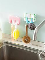 Недорогие -Высокое качество с Пластик Столовые приборы Для приготовления пищи Посуда / Необычные гаджеты для кухни Кухня Место хранения 6  4  6 pcs