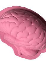 Недорогие -форма человеческого мозга выпечки силиконовые формы торт пудинг желе десерт плесень