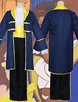 Недорогие -Вдохновлен Косплей красавица Аниме Косплэй костюмы Японский Косплей Костюмы Кофты / Брюки Назначение Муж.
