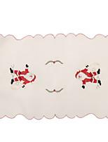 Недорогие -На каждый день Нетканые Квадратный Салфетки-подстилки Геометрический принт Новогодняя тематика Настольные украшения