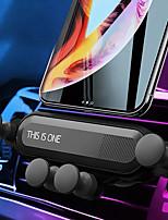 Недорогие -автомобильный телефон крепление вентиляционного отверстия универсальный телефон гравитационный держатель