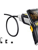 Недорогие -цифровой промышленный эндоскоп 4.3-дюймовый жк-видеоскоп для бороскопов с сенсором cmos полужесткая камера для осмотра ручной эндоскоп