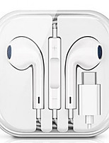cheap -LITBest A183 Wired In-ear Earphone Wired Earbud with Microphone with Volume Control