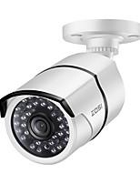 Недорогие -Zosi 1080p HD PoE IP-камера 2-мегапиксельная пуля видеонаблюдения IP-камера для системы PoE NVR водонепроницаемый открытый ночного видения
