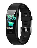 Недорогие -bozhuo y10 мужчины женщины умный браслет smartwatch android ios bluetooth водонепроницаемый монитор сердечного ритма измерение артериального давления сожженная информация шагомер напоминание о вызове