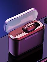 Недорогие -TS Couture® T3 Телефонная гарнитура Беспроводное Путешествия и развлечения Bluetooth 5.0 С подавлением шума