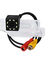 Недорогие -ziqiao водонепроницаемый датчик ccd проводной 170-градусная автомобильная камера заднего вида для vw polo v (6r) golf 6 vi passat cc magotan