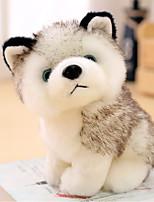 Недорогие -Собаки Мягкие и плюшевые игрушки Животные обожаемый Хлопок / полиэфир Все Игрушки Подарок 1 pcs