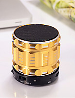 cheap -Aimitek S28 Portable Metal Mini Bluetooth Speaker Wireless Steel Outdoor Handsfree Stereo Subwoofer Support FM Radio TF Card AUX