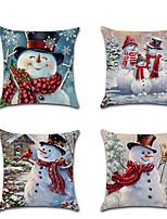 Недорогие -Рождество наволочка диван-кровать украшения дома kussenhoes наволочка coussin housse чехлы чехлы