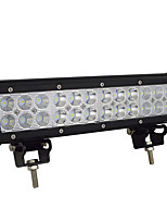 Недорогие -новый светодиодный светильник 72 Вт рабочий свет авто прожектор модифицированный потолочный светильник бар
