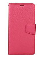 cheap -Case For Huawei Y6PRO Y6PRIME honor7A Y7PRIME honor 7C Y92018 enjoy8plus honor 7S NOVA3 NOVA3i NOVA3E NOVA4 NOVA5i NOVA4E  Card Holder Flip Magnetic Full Body Cases Solid Colored PU Leather textured