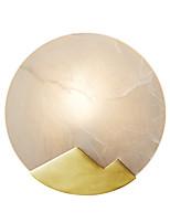 Недорогие -Творчество Простой / Северный стиль Настенные светильники Спальня / Кабинет / Офис Медь настенный светильник IP20 110-120Вольт / 220-240Вольт