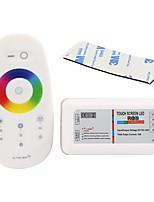Недорогие -1 шт. / 12-24 В / 5-24 В с дистанционным управлением / лампочка / пластиковая лампа&усилитель; металлические аксессуары / контроллер RGB для светодиодных лент RGB / для светодиодных лент