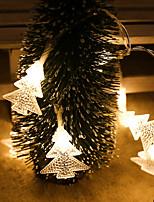 Недорогие -10m100led Рождественская елка фонарь строка рождественские украшения огни Рождество атмосфера маленький фонарь
