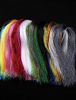 Недорогие -5 pcs Материал для вязания мушек Мягкие пластиковые Морское рыболовство Ловля нахлыстом Ловля на крючок