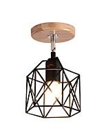 Недорогие -геометрический Потолочные светильники Рассеянное освещение Окрашенные отделки Металл обожаемый общий