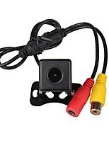 Недорогие -Ziqiao универсальный широкоугольный автомобиль камера заднего вида HD ночного видения заднего хода парковочный монитор ccd водонепроницаемый 170 градусов