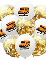 Недорогие -Воздушный шар эмульсионный 10 шт. Особые случаи