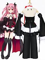 Недорогие -Вдохновлен Seraph Конца Косплей Аниме Косплэй костюмы Японский Платья Юбки Назначение Жен.