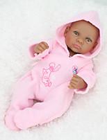 Недорогие -NPK DOLL Куклы реборн Куклы Мальчики Девочки 12 дюймовый Силикон - Безопасность Подарок Очаровательный Детские Универсальные / Девочки Игрушки Подарок