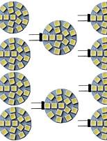 Недорогие -10шт 3 Вт светодиодные двухконтактные светильники 300 лм g4 g5 15 светодиодные шарики smd 5050 9-30 В