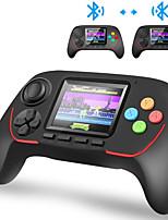 Недорогие -2,5-дюймовая портативная игровая приставка 16-битная беспроводная связь 2,4 г игровая приставка Bluetooth