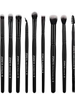Недорогие -профессиональный Кисти для макияжа 9pcs Мягкость Cool удобный Деревянные / бамбуковые за Косметическая кисточка