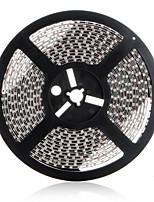 Недорогие -5 м гибкий 3528 светодиодные полосы света неоновая лента водонепроницаемый теплый белый 12 В для украшения дома автомобиля
