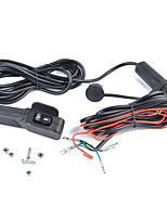 Недорогие -16мм 12В синий светодиодный выключатель питания черный алюминиевый металлический фиксатор моделиa0286
