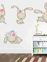 cheap -Decorative Wall Stickers - Plane Wall Stickers Animals Nursery / Kids Room
