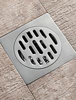 Недорогие -Слив Новый дизайн Современный Нержавеющая сталь 1шт Установка на полу