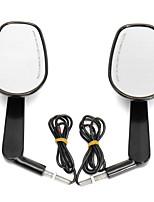 Недорогие -черные задние зеркала поворотники для мышц харли дэвидсон v-rod vrscf 09-17