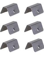 Недорогие -в канале дефлекторы ветра / дождя монтажные зажимы замены для heko g3 clip x4 штук в упаковке6шт