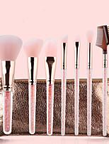 Недорогие -профессиональный Кисти для макияжа 7pcs Очаровательный Мягкость обожаемый удобный Пластик за Косметическая кисточка